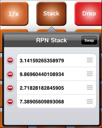 RPN Stack